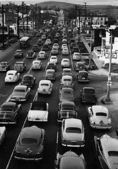 Los Angeles, 1950...Re-pin brought to you by agents of #Carinsurance at #HouseofInsurance in Eugene, Oregon...Call for a Quote 541-345-4191