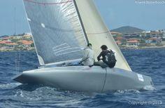 "BAH 20 ""Silver Fox II"", 5.50 World 2013 Curaçao"