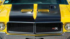 1970 Buick GSX | S179 | Kissimmee 2020 Buick Gsx, Rear Ended, Chevrolet Logo, Auction, Skylark