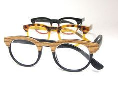 2b5d59d0b22 Unique round reading glass that combines a vintage shape with contemporary  overlays for both men and · Glasses FramesReading ...