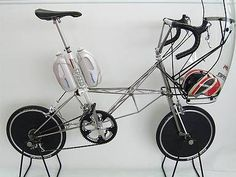 Moulton Bike, Mini Bike, Transportation Design, Wheels, Cycling, Concept, Classic, Sports, Fashion