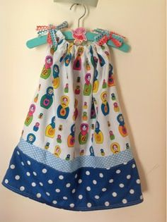 Lucy's mad house: A Pretty Russian Doll Dress Russia, Mad, Summer Dresses, Dolls, Mondays, Pretty, Parenting, House, Collection