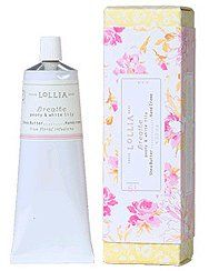 LoLLIA BREATHE No 19 Shea Butter Handcreme 4 oz *** Check this awesome product by going to the link at the image.