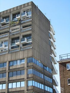 Swiss Cottage brutalism - IMG_2333  #architecture #brutalism Pinned by www.modlar.com