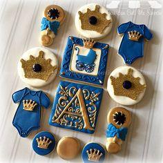 #littleprince themed #babyshowercookies  #decoratedcookies…