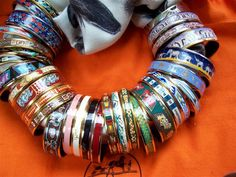 replica hermes printed bracelets from the uk