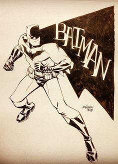 Batman - Dave Johnson