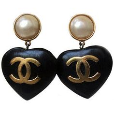 vintage chanel, If I could find them, I'd buy them, if I could afford them!
