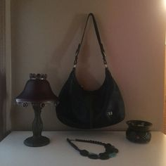 "Hobo Purse The Sak Purse..Pebble Leather with light wear! Shoulder Drop measures 14"" The Sak Bags Hobos"