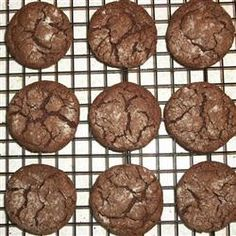 Allrecipes, Biscuit Cookies, Galette, Sushi, Muffins, Food And Drink, Favorite Recipes, Chocolate, Muffin