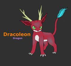 Fakemon pokemon eeveelution