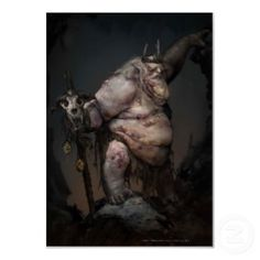 I  sorry but the Goblin king from the Hobbit reminds me of honey boo boos mom.....