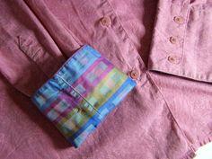 Robert Graham Ladies Size 6 Small Pink Fitted Blouse Top Paisley Print Cotton #RobertGraham #ButtonDownShirt Casual