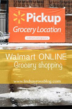 Do your grocery shopping online? Super easy way to buy groceries online and pick up at the curb. Meal Plan Grocery List, Grocery Lists, Grocery Shop Online, Walmart Online, Free Groceries, Top Blogs, Frugal Tips, Budgeting Tips, Cooking Tips