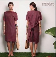 Dress kimono lurik