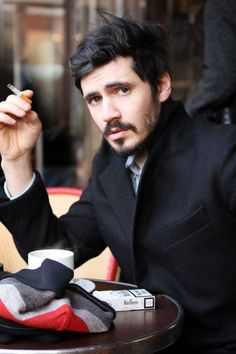 Lets talk #beards. #Fall #Fashion #2014 is the perfect time for the fellas to invest in facial hair - it's the sexiest, simplest accessory on the market.  Read more on Ink and Champagne   http://www.inkandchampagne.com/fashion/12-reasons-why-fall-is-the-season-to-grow-a-beard