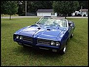 1969 Pontiac GTO - Mecum Auction (no sale, high bid $28,000, September 2013)