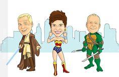 Super+Caricature+Group