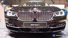 2017 BMW 7 Series M760Li xDrive - Exterior Interior Walkaround - 2017 Ge...