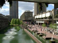 Barbican Centre , London, Greater London