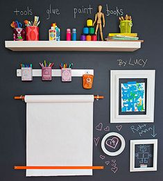 Clean & Scentsible: Organizing Kids' Rooms {August Household Organization Diet}