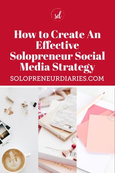 Having an effective social media strategy is critical for every entrepreneur business. Download your free printable Social Media Marketing Strategy guide to get started today.