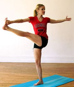 9 Yoga Poses for Long, Lean Legs