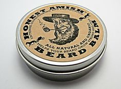 Honest Amish Beard Balm - Men's Leave-in Beard Conditioner and Tamer - All Natural and ORGANIC with Argan. This is good stuff. Light scent, great application.