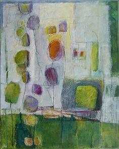 """Monika Meisl Müller, """"Wild Thyme"""" (2) Mit einem Klick auf """"Als Kunstkarte versenden"""" versenden Sie kostenlos dieses Werk Ihren Freunden und Bekannten."""