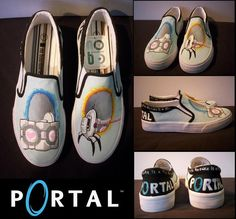 Awesome Portal shoes!