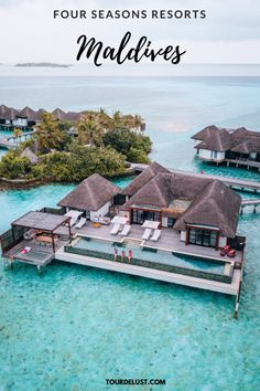 Looking for your next tropical vacation? Visit Four Seasons Resorts in Maldives for your honeymoon or next family vacation! Maldives Resort, Maldives Travel, Maldives Hotels, Maldives Things To Do, Destination Voyage, Best Resorts, Beaches In The World, Asia Travel, Wanderlust Travel