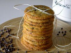 """Ambrosia e Nettare: C'ERA UNA VOLTA UN BISCOTTO AL BURRO... che diventò il """"chocolate chip cookie"""""""