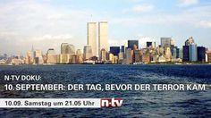 n-tv Doku Morgen: 10. September - der Tag, bevor der Terror kam