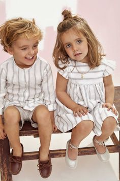 Ropita de niños para #boda