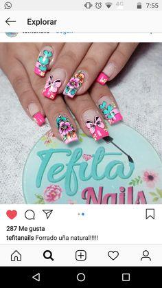Elegant Nail Art, Toe Nails, Pedicure, Nail Art Designs, Work Nails, Enamels, Amor, Glitter Gel Nails, Feet Nails