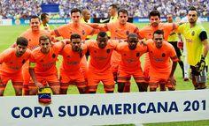 Definidas las fechas de 8vos de final de Sudamericana para el Dvo La Guaira