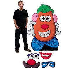Mr. Potato Head Standee