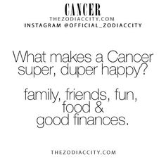 1000+ ideas about Cancer Zodiac Facts on Pinterest | Zodiac, Cancer Zodiac Signs and Cancer Facts