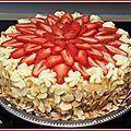 Gâteau moelleux aux Fraises Sweet Recipes, Cake Recipes, Vegan Recipes, Dessert Recipes, Cooking Recipes, Cake & Co, Baking And Pastry, Pastry Cake, Just Desserts