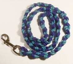 Since I've shown you how to make the dog collar, let's make the matchingdog leash! It's actually easier to make than the collar, you'll just need a l...