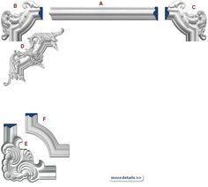 staten panel molding and decorative corners