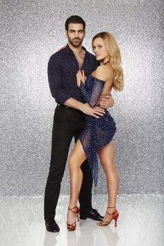 A challenge: Dancing With the Stars pro Peta Murgatroyd talked about working with Nyle DiMarco of Americas Next Top Model, who is the first ever fully deaf contestant on the show Dancing With The Stars Pros, Nyle Dimarco, Maksim Chmerkovskiy, Yugioh Yami, Who Is The First, America's Next Top Model, Peta Murgatroyd, Dance Dresses, Dance Costumes