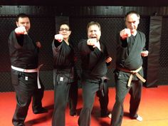 Tonights adult class had a little bit if everything, fighting Irish, celebrity guests and more!