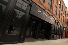 Girl and the Goat - Chicago Chicago Things To Do, Guide To The Galaxy, Chicago Tribune, Family Events, Free Things To Do, Chicago Restaurants, Best Cities, Shop Signs, The Locals
