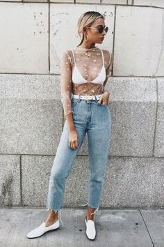 55 Perfect Looks That Will Make You Look Cool – New York Fashion New Trends Street Look, Looks Street Style, Looks Style, Looks Cool, Fashion Week, Look Fashion, Fashion Outfits, Womens Fashion, Fashion Tips