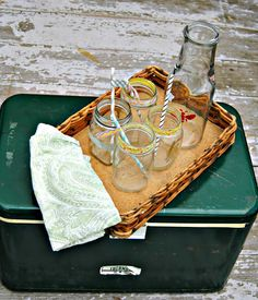 { Minty Lemonade - Bring it to the Mom Cave }