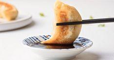 Gluten-Free Dumpling Recipe: How To Make A Vegan Version At Home Gluten Free Dumplings, Best Dumplings, How To Make Dumplings, Vegan Dumplings, Homemade Dumplings, Dumpling Recipe, Healthy Baking, Healthy Snacks, Dessert Buffet