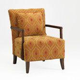 Found it at Wayfair - Dante Chenille Arm Chair $376 <3 it