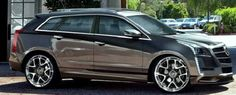 Cadillac SRX V