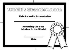 You Can Create a Certificate of Recognition in Word for